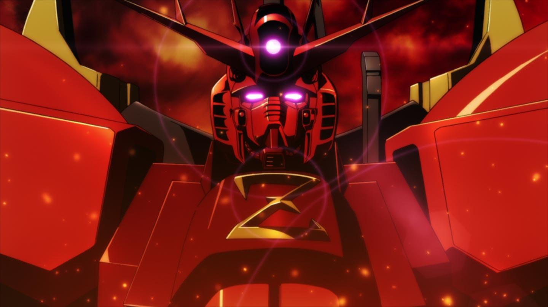 『高达再创形者Re:Rise』第4话:受了伤的翅膀