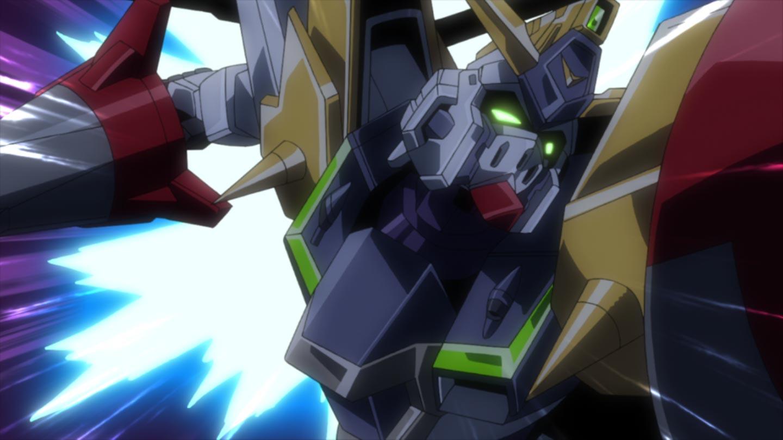 『高达再创形者Re:Rise』第6话:岌岌可危的英雄